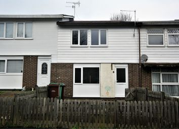 Thumbnail 3 bed terraced house to rent in Belconnen Road, Nottingham