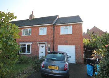 Thumbnail 4 bed semi-detached house for sale in Cawthorn Avenue, Harrogate