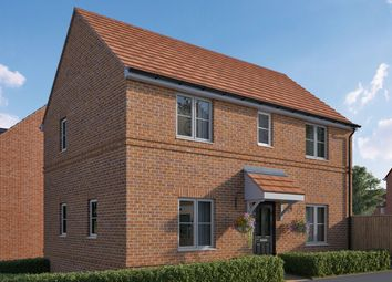 "Thumbnail 3 bed detached house for sale in ""The Mountford"" at Ripon Road, Killinghall, Harrogate"