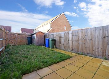 Thumbnail 2 bed terraced house for sale in Eveas Drive, Sittingbourne, Kent