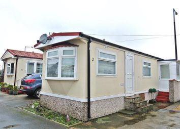 Thumbnail 2 bed mobile/park home for sale in Barton Park, Westgate, Morecambe