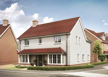 Thumbnail 5 bed detached house for sale in St Johns Way, Edenbridge, Kent