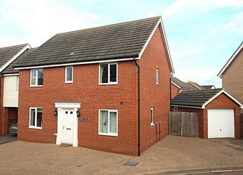 Thumbnail 4 bed link-detached house for sale in Blenheim Close, Upper Cambourne, Cambourne, Cambridge