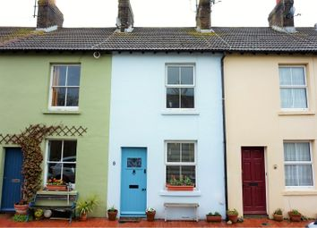 Thumbnail 2 bed terraced house for sale in Timber Yard Cottages, Lewes