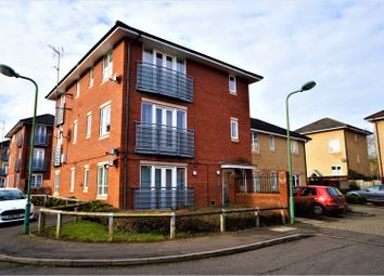 Thumbnail 2 bedroom flat to rent in Enders Court, Medbourne