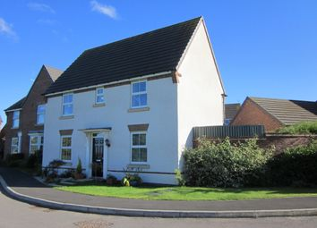 Thumbnail 3 bed detached house for sale in Marske Way, Spennymoor