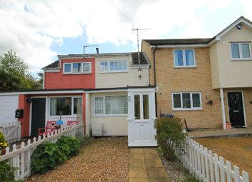 Thumbnail 2 bed terraced house to rent in Common Lane, Sawston
