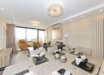 Thumbnail 3 bed flat to rent in Cresta House, Swiss Cottage, London