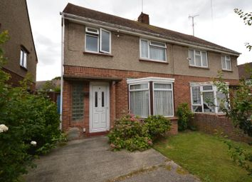 Thumbnail 3 bed semi-detached house for sale in Grange Road, Dovercourt, Essex