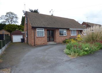 Thumbnail 3 bed bungalow to rent in The Lawns, Rolleston-On-Dove, Burton-On-Trent