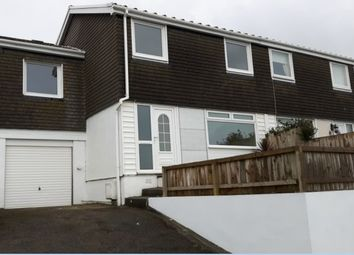 Thumbnail 4 bed property to rent in Carey Park, Helston