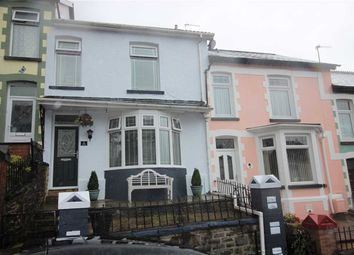Thumbnail 3 bedroom terraced house for sale in Berw Road, Tonypandy, Tonypandy