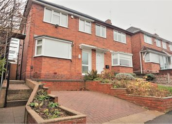 Thumbnail 3 bed semi-detached house for sale in Longstone Road, Great Barr