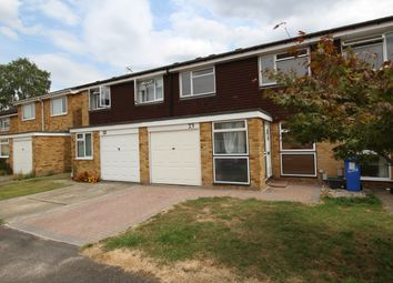 Thumbnail 3 bed terraced house to rent in Holland Gardens, Fleet, Hampshire