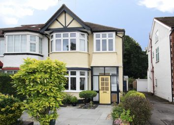 Thumbnail 3 bed property for sale in Brentmead Gardens, London