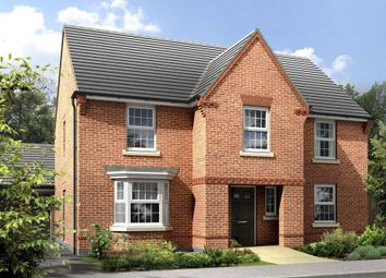"Thumbnail 4 bed detached house for sale in ""Winstone"" at Birmingham Road, Bromsgrove"