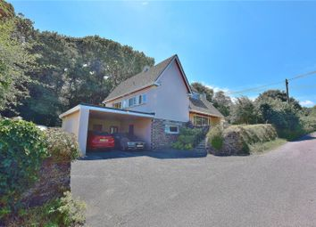 Thumbnail 5 bed detached house for sale in Fletchers Bridge, Bodmin
