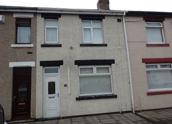 Thumbnail 2 bed terraced house to rent in Leamington Parade, Hartlepool