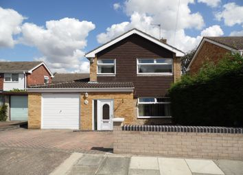 Thumbnail 3 bed detached house for sale in Cantley Manor Avenue, Bessacarr, Doncaster