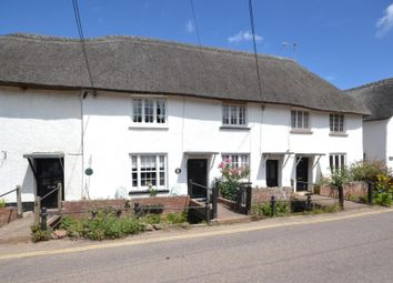 Thumbnail 2 bed terraced house for sale in Bridge Cottages, Lower Budleigh, East Budleigh, Budleigh Salterton