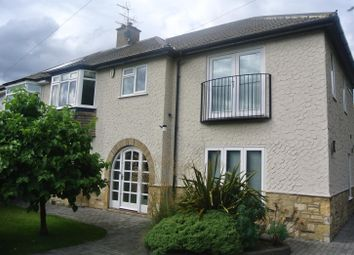 Thumbnail 4 bed semi-detached house to rent in Coxwold View, Wetherby