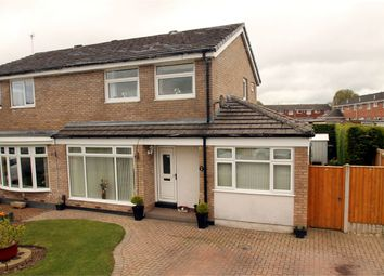 Thumbnail 4 bed semi-detached house for sale in 35 Chesterholm, Carlisle, Cumbria
