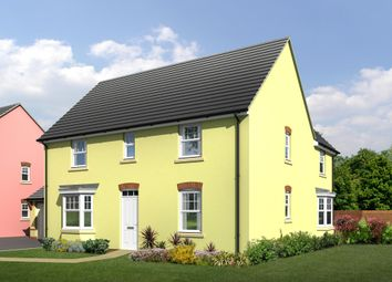 "Thumbnail 4 bedroom detached house for sale in ""Layton"" at Wonastow Road, Monmouth"