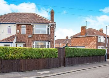 Thumbnail 3 bed semi-detached house for sale in Endsleigh Drive, Middlesbrough