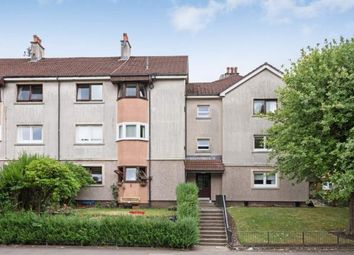 Thumbnail 3 bed flat for sale in Kinfauns Drive, Drumchapel, Glasgow, Scotland