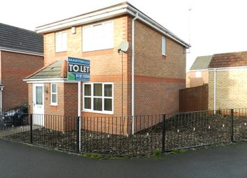 Thumbnail 3 bed detached house to rent in Lakeside Close, Hanley, Stoke-On-Trent