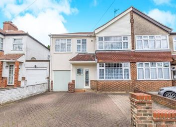 Thumbnail 4 bedroom semi-detached house for sale in Valley View Road, Rochester, Kent