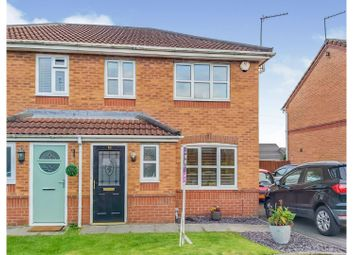 Thumbnail 3 bed semi-detached house for sale in Bredon Way, Oldham