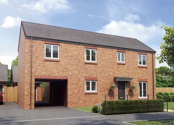 """Thumbnail 4 bedroom link-detached house for sale in """"The Coleridge"""" at Hartburn, Morpeth"""