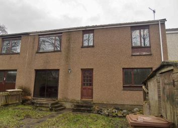 Thumbnail 3 bedroom terraced house for sale in Millbank Road, Dingwall