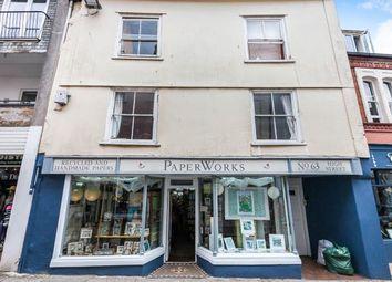 Thumbnail 2 bed flat for sale in Totnes, Devon