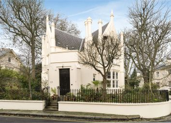Thumbnail 4 bed property for sale in Park Village West, London