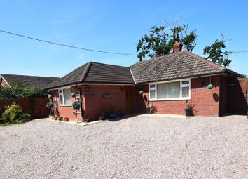 Thumbnail 2 bedroom detached bungalow for sale in New Hall Lane, Bronington, Whitchurch