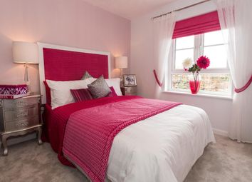 "Thumbnail 3 bedroom semi-detached house for sale in ""Brodie"" at Red Deer Road, Cambuslang, Glasgow"