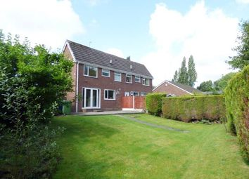 Thumbnail 2 bed semi-detached house for sale in Mill Avenue, Great Sankey, Warrington, Cheshire