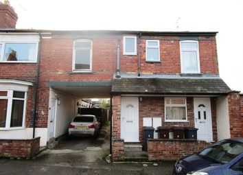 Thumbnail 1 bed town house for sale in Victoria Street, Bracebridge, Lincoln