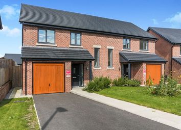 Thumbnail 3 bed semi-detached house for sale in Williams Grove, Cockermouth, Cumbria
