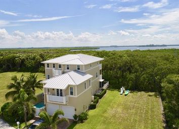 Thumbnail 7 bed property for sale in 172 Ocean Estates, North Hutchinson Island, Florida, United States Of America