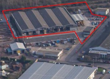 Thumbnail Warehouse for sale in Badminton Road Trading Estate, Badminton Road, Yate, Bristol, Avon, UK