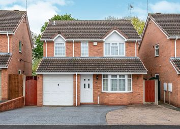 Thumbnail 3 bed detached house for sale in Phillips Close, Stone