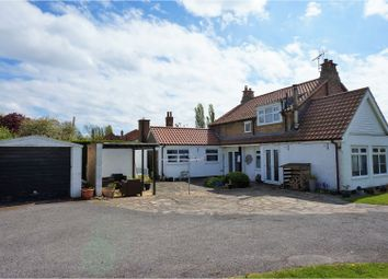 Thumbnail 4 bed detached house for sale in High Street, Faldingworth