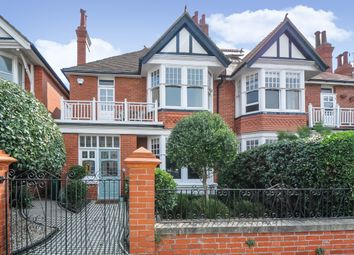 Thumbnail 4 bed semi-detached house to rent in Aymer Road, Hove