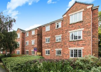 Thumbnail 2 bed flat for sale in Castle Lodge Avenue, Rothwell