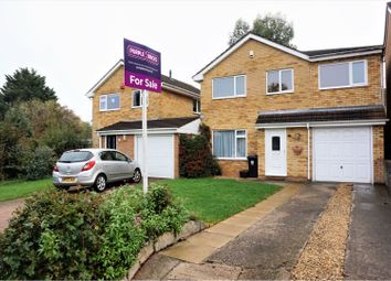 Thumbnail 4 bed detached house for sale in Hardwick Close, North Common