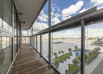 Thumbnail 3 bed flat to rent in 8 Dowells Street, New Capital Quay, Greenwich, London