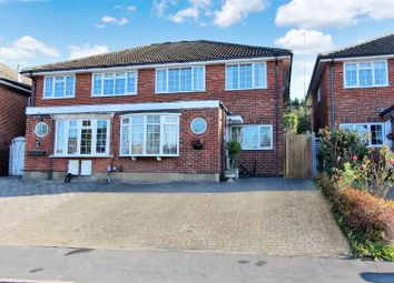 Thumbnail 4 bed semi-detached house for sale in The Maltings, Hunton Bridge, Kings Langley